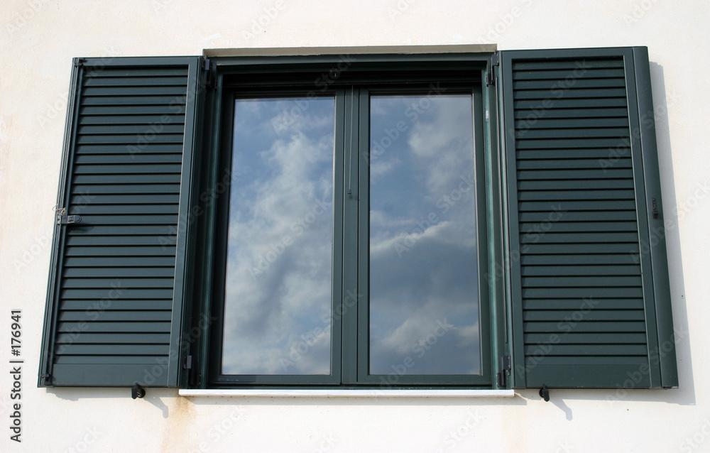 niebo okiennica okiennica - powiększenie