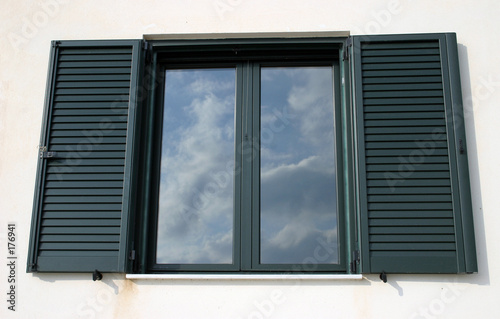 window reflection - 176941