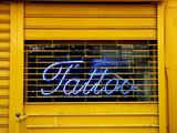 tatouages poster
