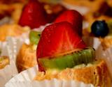 strawberry dessert poster