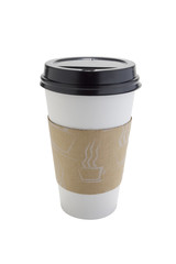 disposable hot cup