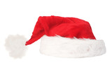 christmas hat isolated 2 poster
