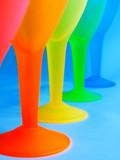 legs of glasses poster