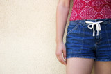 cute shorts poster