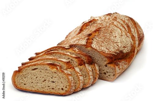 Aluminium Bakkerij bread