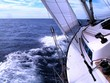 canvas print picture sailing