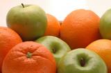 apples oranges 1 poster