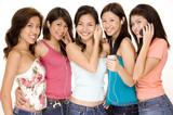 gadget girls #1 poster