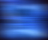 abstract blue blur poster