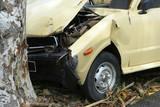 car crash #1 poster