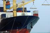 cargo ship series 15 poster