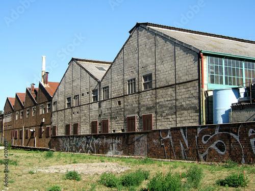 Ancienne usine de gautier willaume photo libre de droits 200363 sur fotolia - Ancienne usine a vendre ...