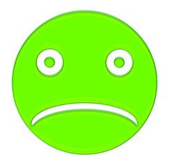 unhappy face 2