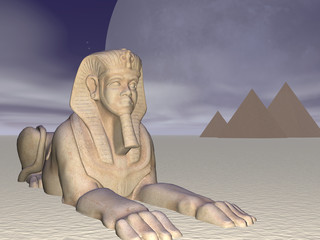 moon sphinx