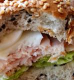bitten sandwich poster