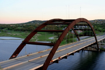 360 bridge over lake austin, austin,tx