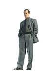 businessman isolated poster