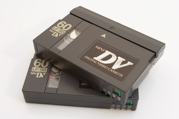 mini dv tapes