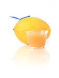 fresh juice poster