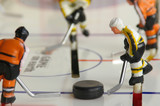 hockey players poster