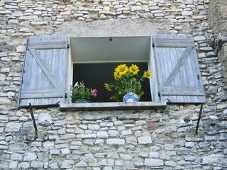 fenêtre provencale