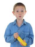 banana boy poster