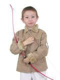 archery boy five poster
