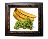 fruit in frame poster