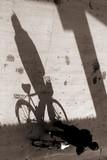 biking in bejing poster