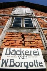 historische bäckerei