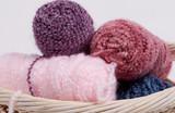 knitting yarn 2 poster