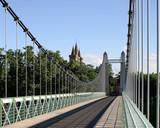 pont et château de coufouleux poster
