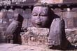 sculpture à l'éffigie de raja indrasal