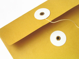 envelope close-up