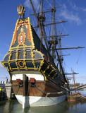 dutch tall ship 1 poster