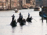 four gondoliers poster