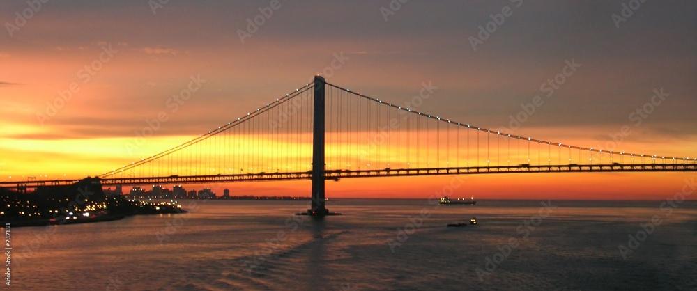 york united states most - powiększenie
