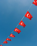 turkish flags poster