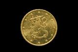 ten euro cent coin poster