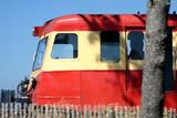 corsican train poster