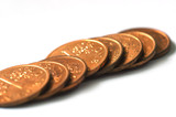 stack of coin poster