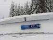 un bobsleigh dans un virage - 236593
