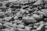 gray rocks poster
