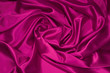 pink satin/silk fabric 1