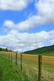countryside fencing poster