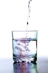 liquid falling 1