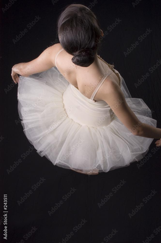 choreograf klasycznego taniec - powiększenie