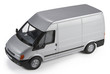 commercial van model