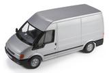 commercial van model