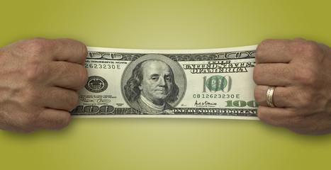 stretching money